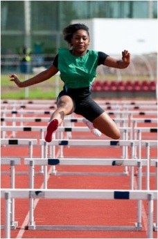Athletics_hurdles