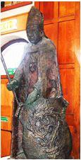 Bishop_Stopford_statue