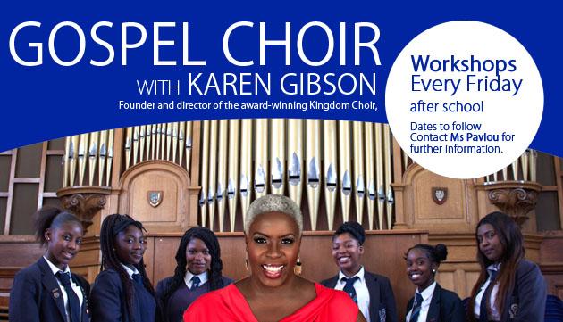 Gpspel Choir