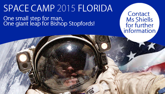 Space Camp Florida 2015