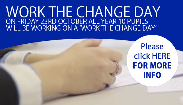 Work the Change Day'