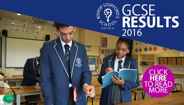 GCSE Exam Results 2016