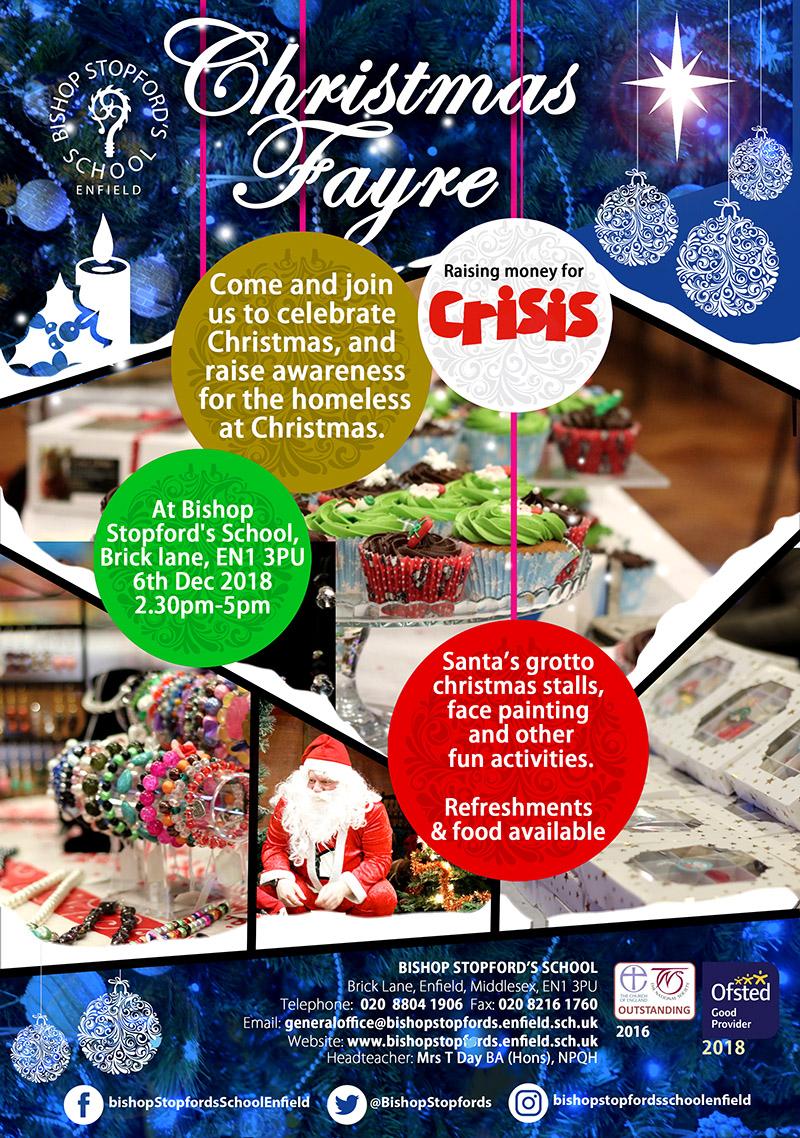 Christmas Fayre 2018