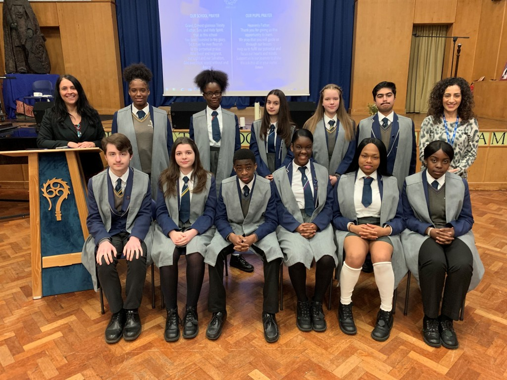 Yr10 Prefects
