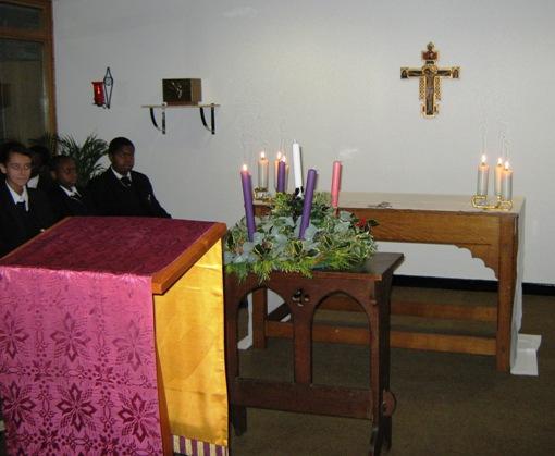 Hall and Chapel